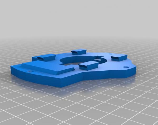 InMoov机械臂 3D模型  图26