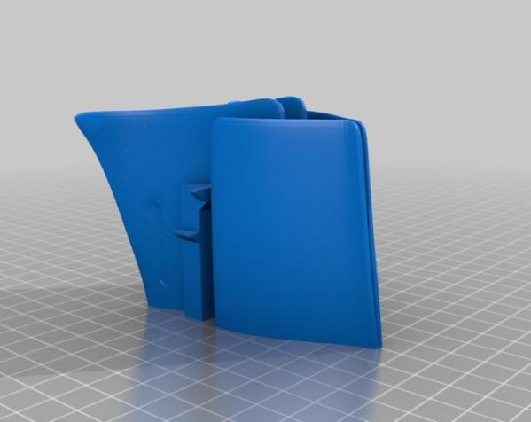 InMoov机械臂 3D模型  图29