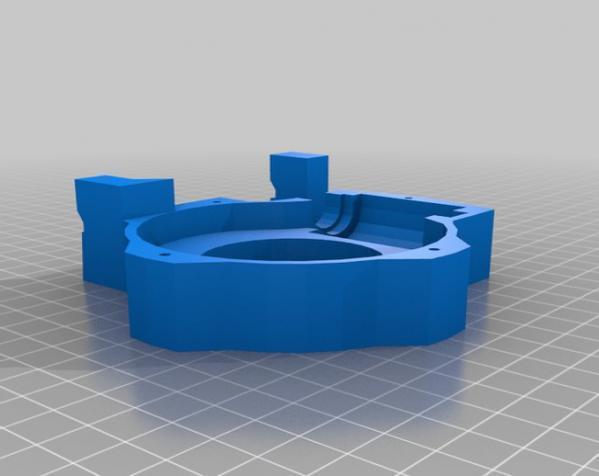 InMoov机械臂 3D模型  图27