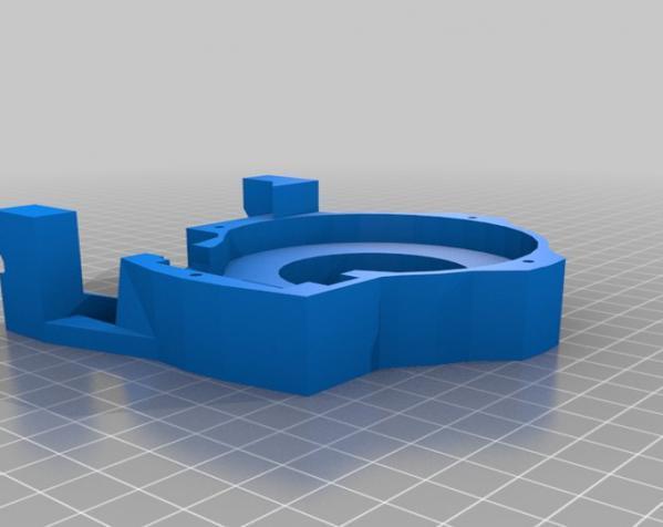InMoov机械臂 3D模型  图28