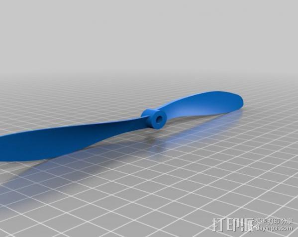 打印机 螺旋辊 3D模型  图6