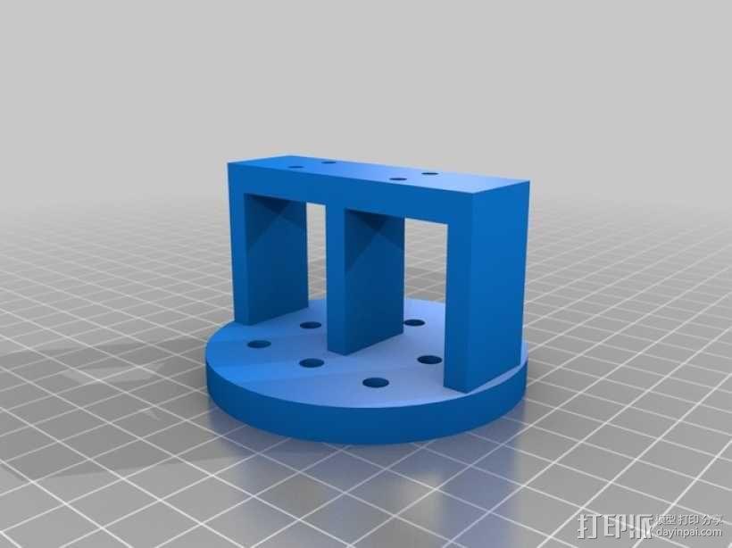 Fixbot机器人 3D模型  图1