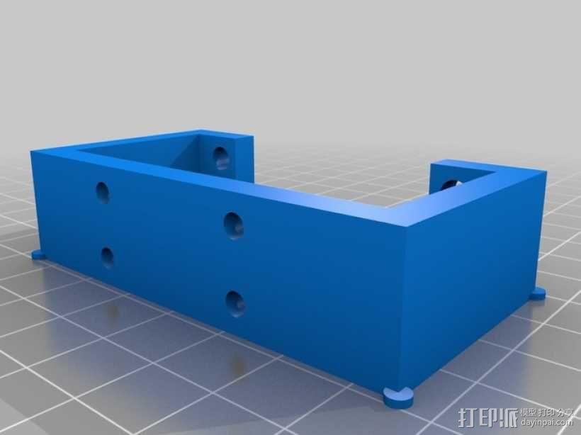Fixbot机器人 3D模型  图2