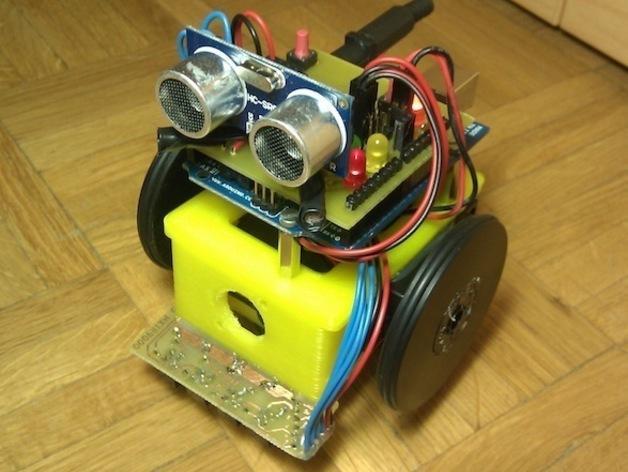 Ardu SkyBot机器人 v1.0 3D模型  图2