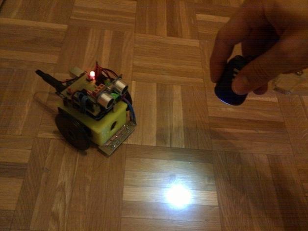 Ardu SkyBot机器人 v1.0 3D模型  图8