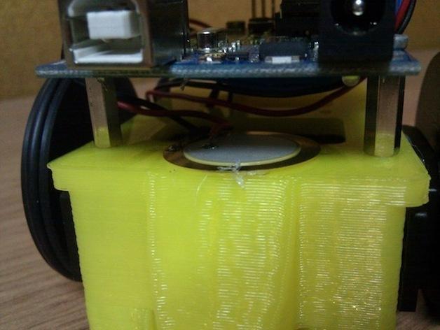 Ardu SkyBot机器人 v1.0 3D模型  图6
