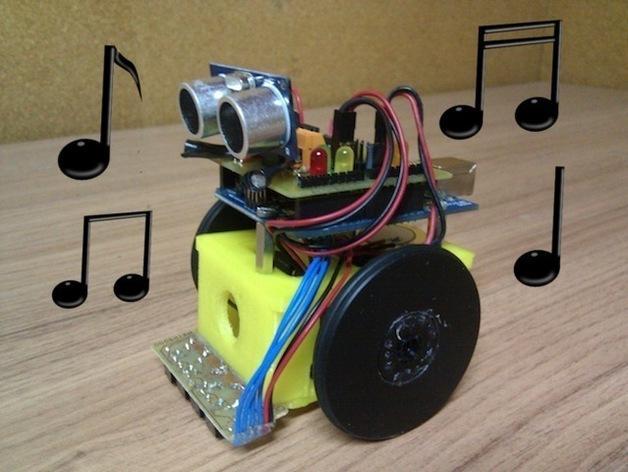 Ardu SkyBot机器人 v1.0 3D模型  图10