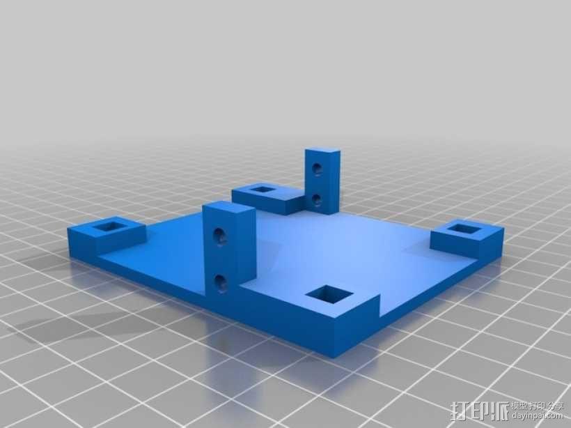 平衡机器人 3D模型  图5