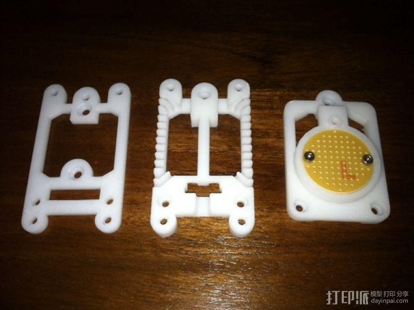 Arduino Mini Pro理线盒 3D模型  图12