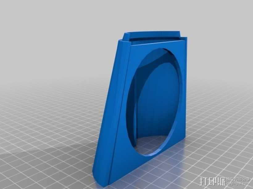 InMoov机械手 3D模型  图4