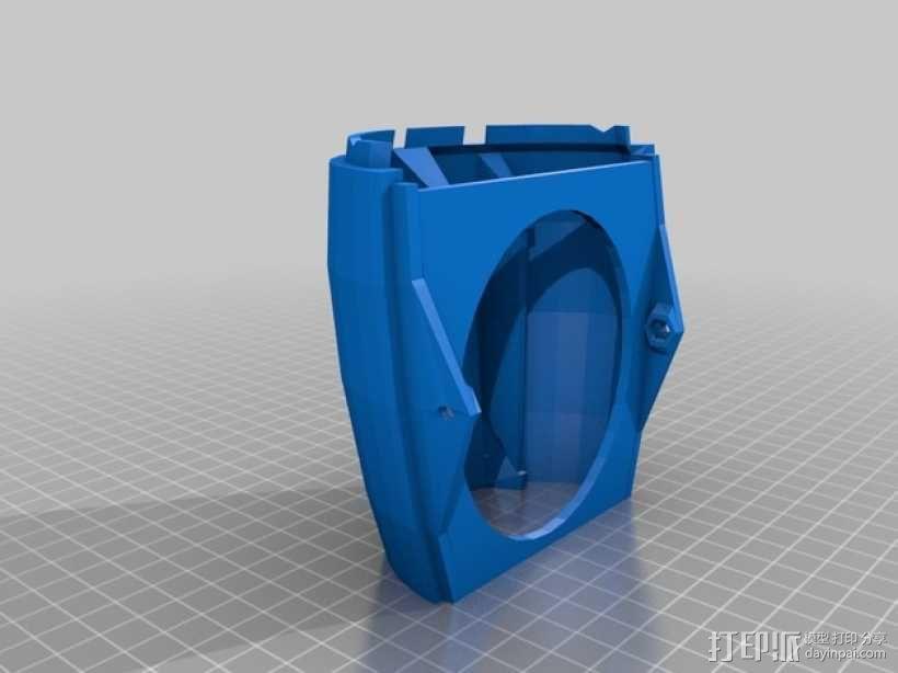 InMoov机械手 3D模型  图7