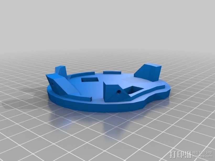 InMoov机械手 3D模型  图10