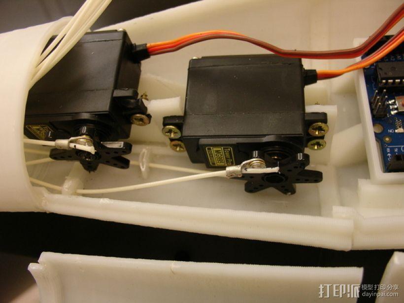 InMoov机械手 3D模型  图19