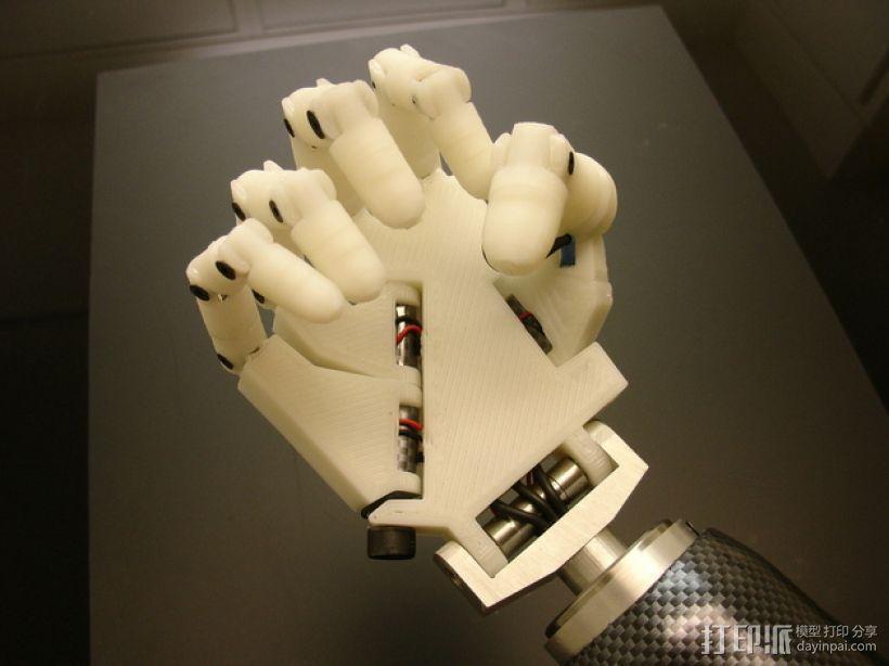 InMoov机械手 3D模型  图21