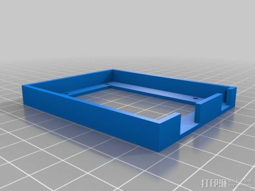 InMoov机械手 3D模型  图26