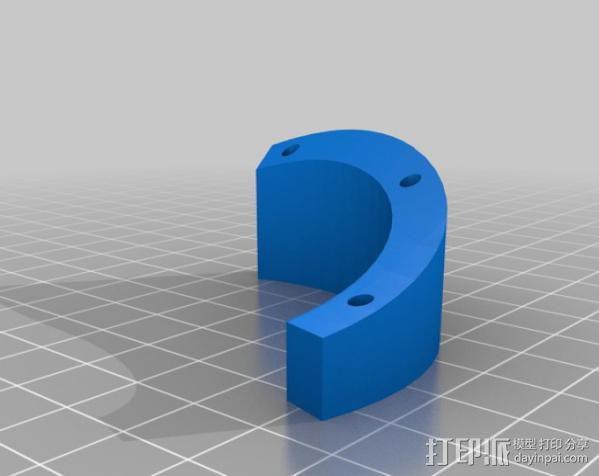 Button Bot机器人 3D模型  图4