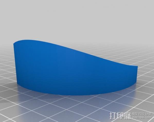 Button Bot机器人 3D模型  图5