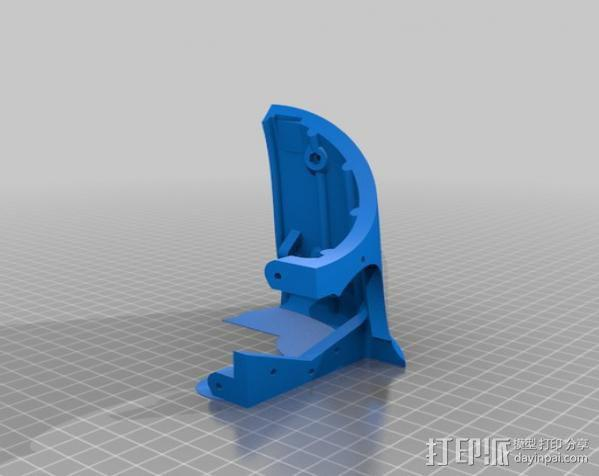Button Bot机器人 3D模型  图6