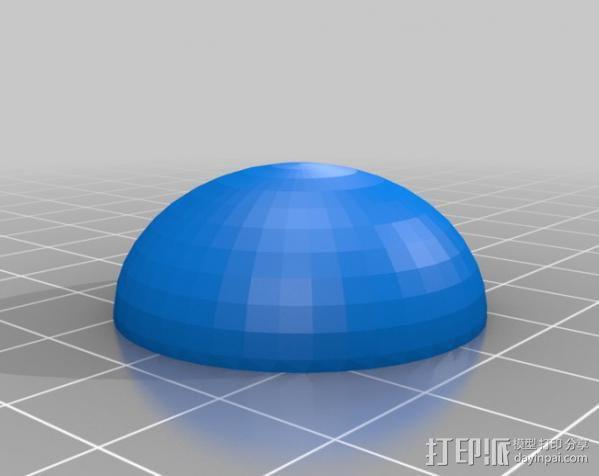 Button Bot机器人 3D模型  图11