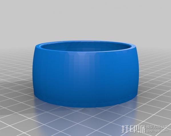 Button Bot机器人 3D模型  图9