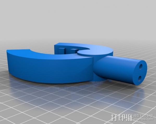 Button Bot机器人 3D模型  图12