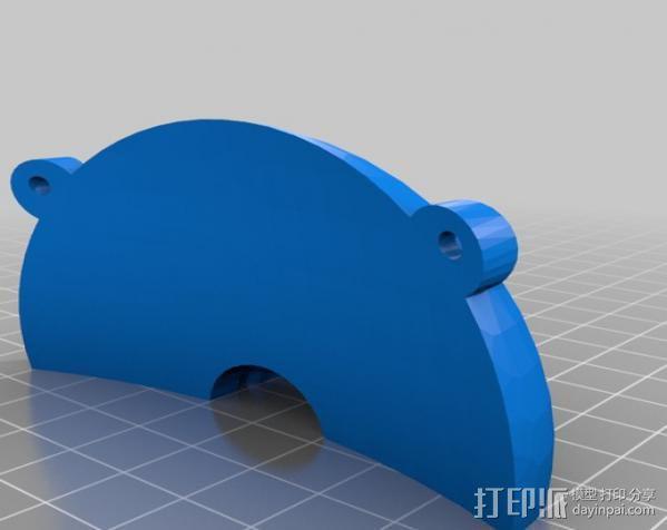 Button Bot机器人 3D模型  图15