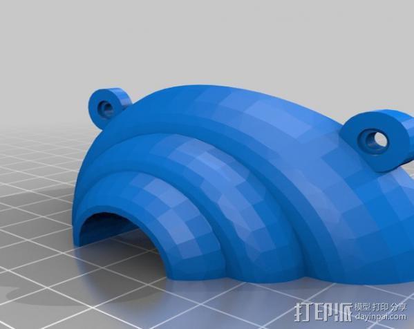 Button Bot机器人 3D模型  图14