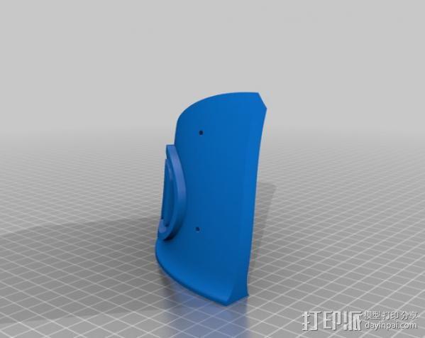 Button Bot机器人 3D模型  图16