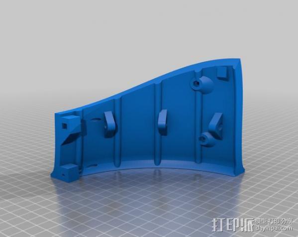 Button Bot机器人 3D模型  图17