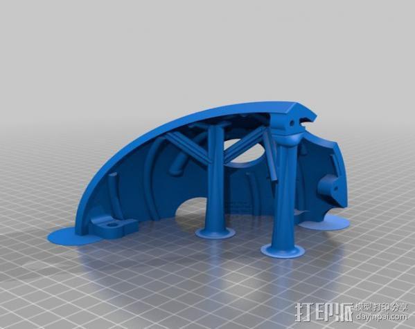 Button Bot机器人 3D模型  图18