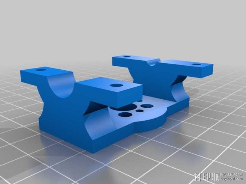 三轴飞行器 3D模型  图5