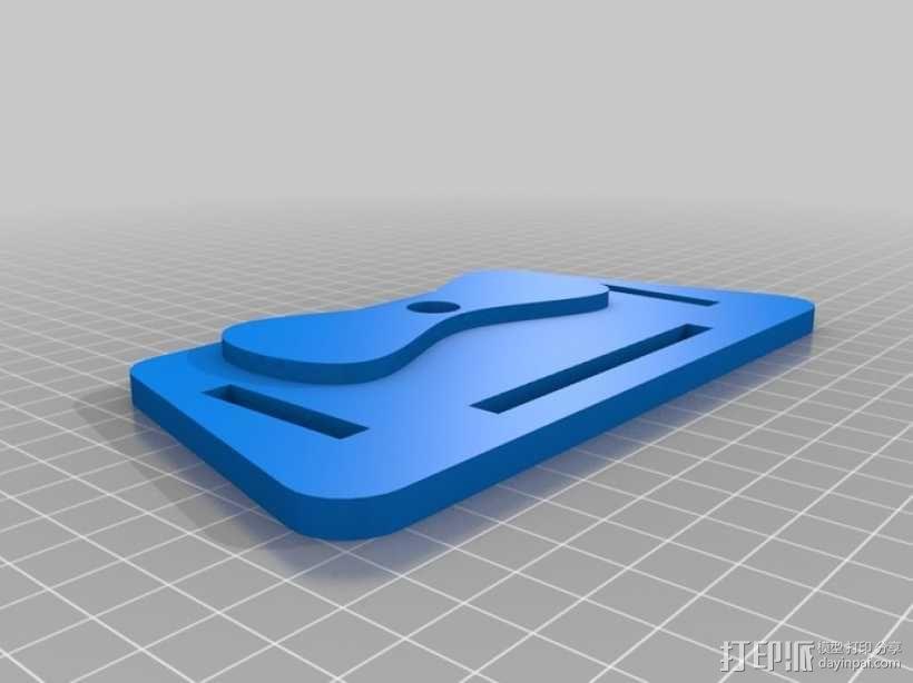 Tyree机器人 3D模型  图2