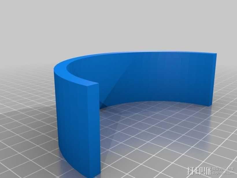 Tyree机器人 3D模型  图3