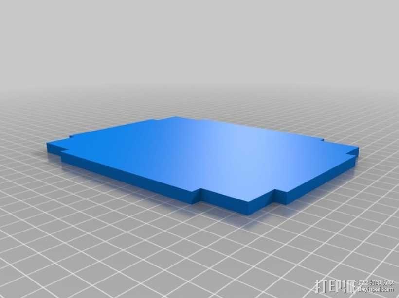 Tyree机器人 3D模型  图4