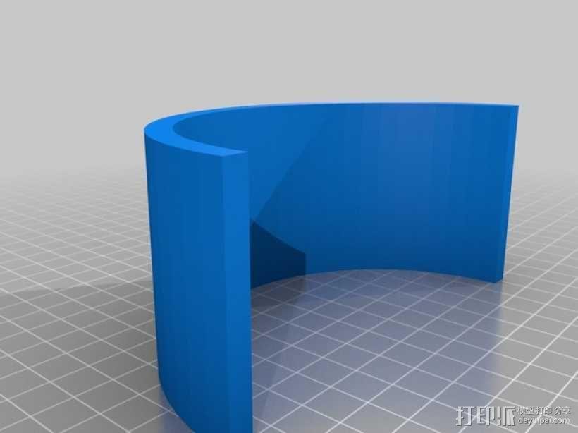 Tyree机器人 3D模型  图9