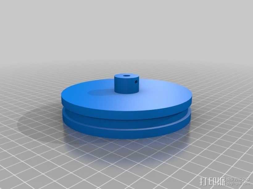 Tyree机器人 3D模型  图12