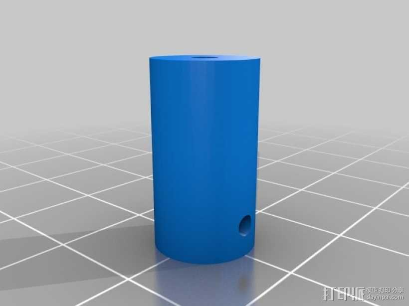 Tyree机器人 3D模型  图13