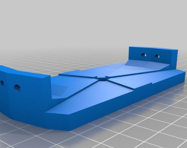 Bumper Bot机器人 3D模型  图5