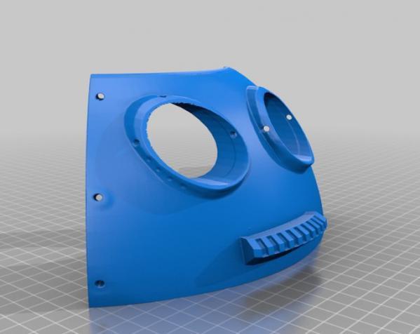 Bumper Bot机器人 3D模型  图7