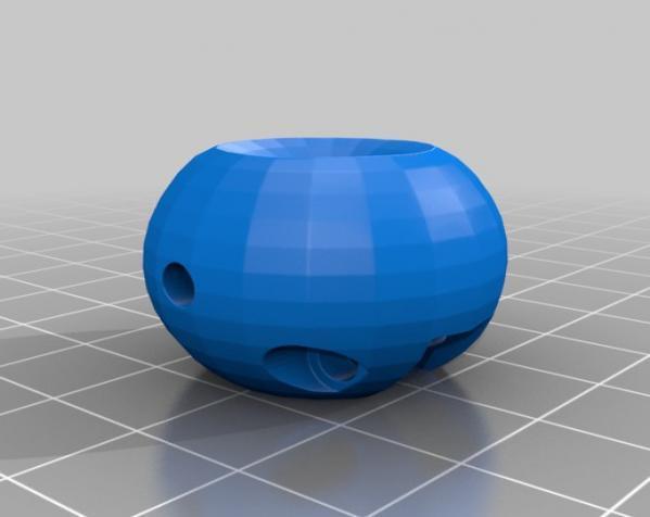 Bumper Bot机器人 3D模型  图6
