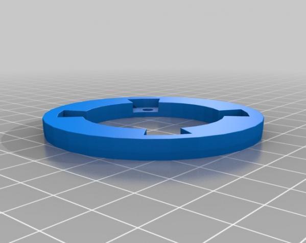 Bumper Bot机器人 3D模型  图9