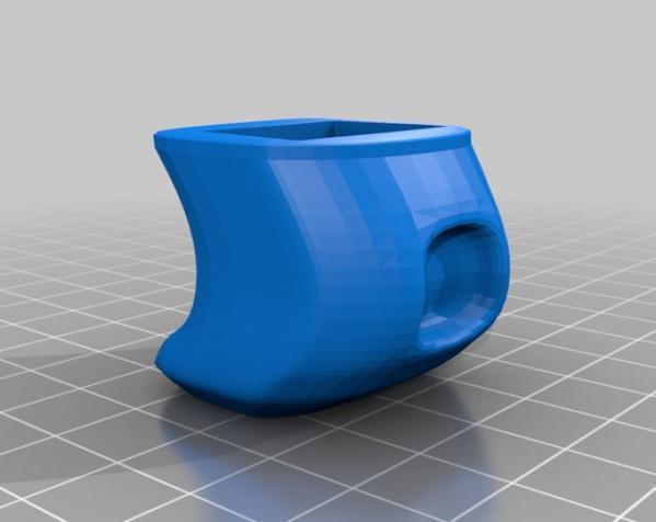 Bumper Bot机器人 3D模型  图11
