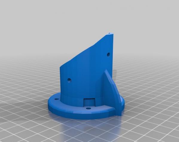 Bumper Bot机器人 3D模型  图12