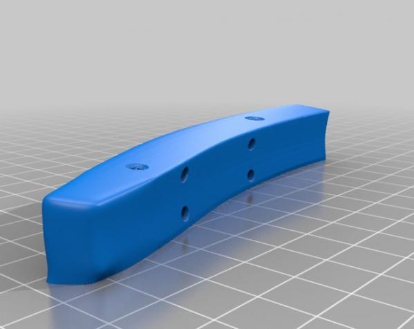 Bumper Bot机器人 3D模型  图14
