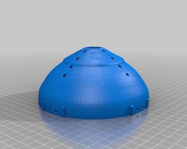 Bumper Bot机器人 3D模型  图16