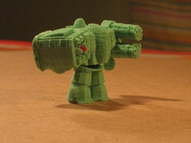 模块化参数机器人 3D模型  图6