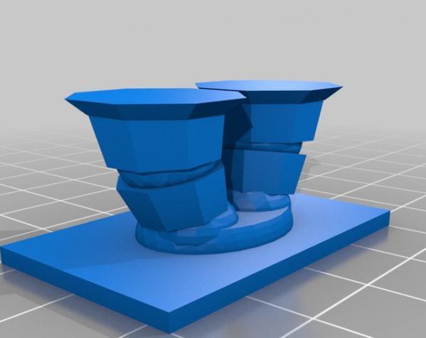 模块化参数机器人 3D模型  图9
