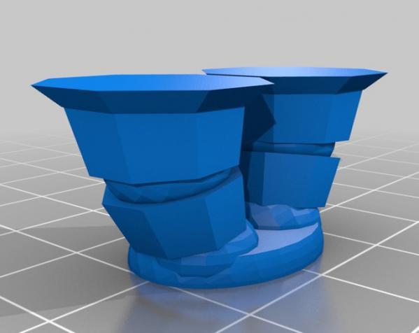 模块化参数机器人 3D模型  图8