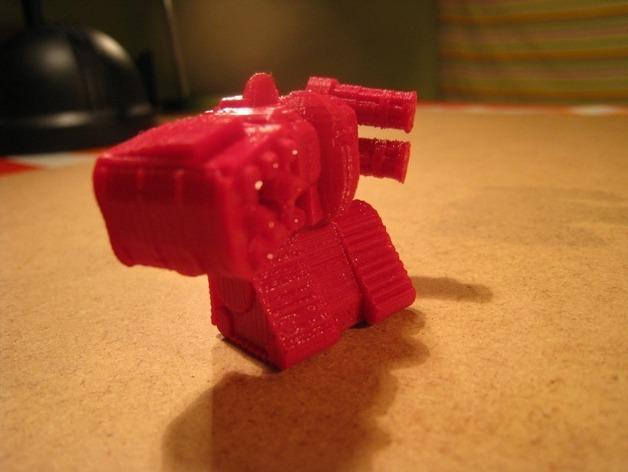模块化参数机器人 3D模型  图7