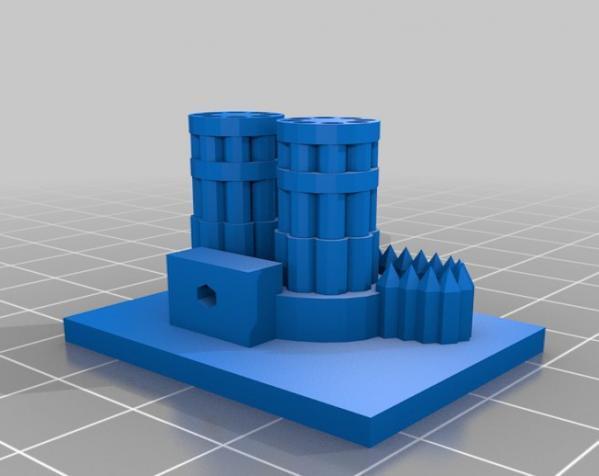 模块化参数机器人 3D模型  图13